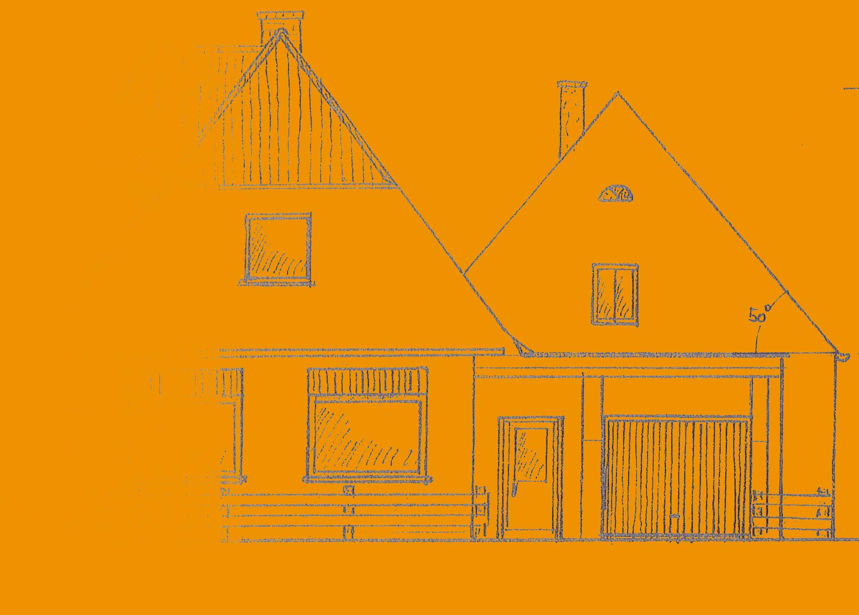 vorderansicht zeichnung zuschnitt gelbt stadtweltraum bremen. Black Bedroom Furniture Sets. Home Design Ideas